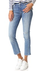 Mother Rascal Ankle Jeans High Five