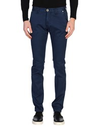 Williams Wilson Trousers Casual Trousers Men Dark Blue