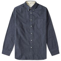 Rag And Bone Rag And Bone Flannel Shirt Blue