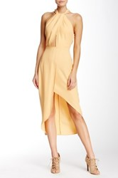 Bec And Bridge Oceanus Dress Orange