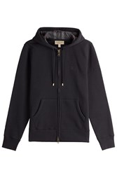 Burberry Brit Cotton Hoody Black