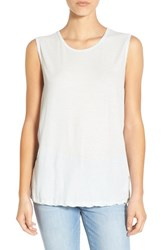 Women's James Perse Relaxed Fit Tank Cat Mint