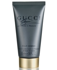 Free Shower Gel With Any 88 Gucci Made To Measure Fragrance Purchase No Color