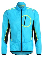 Diadora Windbreaker Royal Fluo Blue