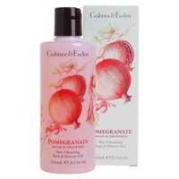 Crabtree And Evelyn Pomegranate Skin Cleansing Bath Shower Gel 250Ml