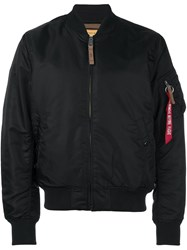 Alpha Industries Classic Flight Jacket Black