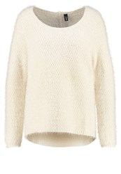 Soyaconcept Grit Jumper Antique White Off White