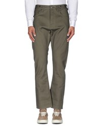 G Star G Star Raw Trousers Casual Trousers Men Military Green