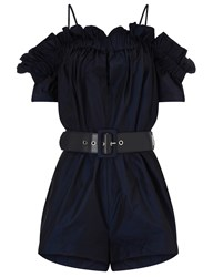 Alice Mccall Midnight Dream About Me Playsuit Black