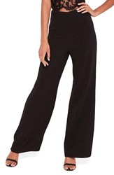 Missguided Women's Crossover High Rise Trousers