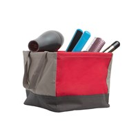 Umbra Crunch Small Tote Red Charcoal