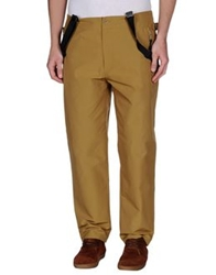 Y 3 Casual Pants Khaki