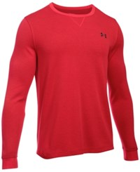 Under Armour Men's Waffle Textured Long Underwear Shirt