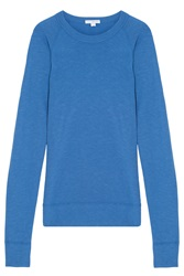 James Perse Baseball Sweater