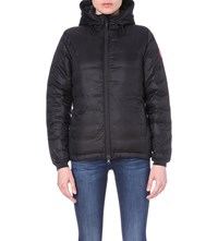 Canada Goose Camp Quilted Jacket Black Graphite