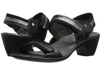 Romika Gorda 05 Black Kombi Women's Sandals