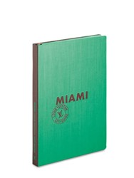Louis Vuitton Miami City Guide Book