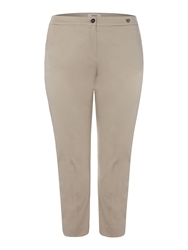 Persona Straight Legged Trouser Beige