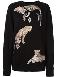 Marcelo Burlon County Of Milan 'Soraya' Sweatshirt Black