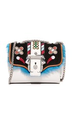 Paula Cademartori Kate Shoulder Bag White