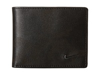 Nike Laser Slim Fold Black Wallet