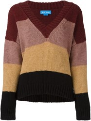 Mih Jeans 'Hughes' Jumper Red
