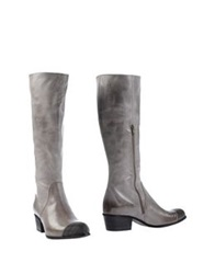 Vic Boots Dove Grey
