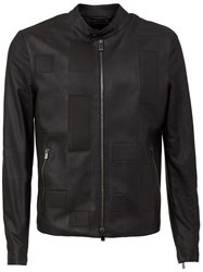 Drome Zip Pocket Jacket Black