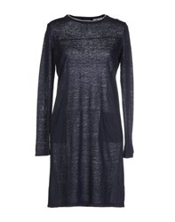 'S Max Mara Dresses Short Dresses Women Dark Blue