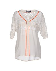 April May Shirts Blouses Women Ivory