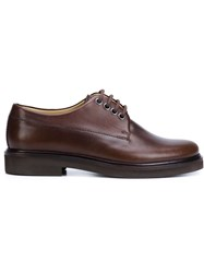 A.P.C. Oxford Shoes Brown