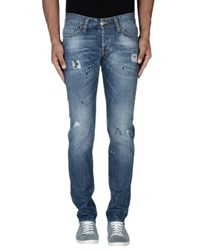 Shaft Denim Denim Trousers Men