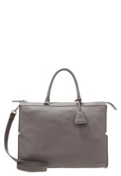 Abro Tote Bag Zinc Light Grey