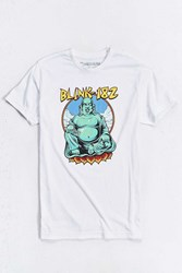 Urban Outfitters Blink 182 Buddha Tee White