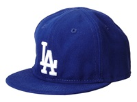 New Era My First Authentic Collection Los Angeles Dodgers Game Youth Medium Blue Caps