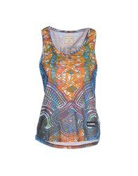 Eleven Paris Topwear Vests Women Orange