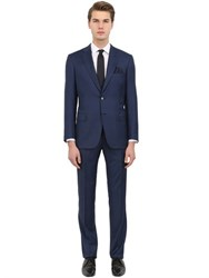 Brioni Micro Textured Super 150'S Wool Suit