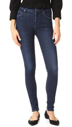 Citizens Of Humanity Rocket Sculpt High Rise Skinny Jeans Empire