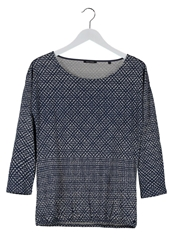 Marc O'polo Long Sleeved Top Combo Anthracite
