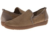 Mephisto Ulrich Taupe Sportbuck Dark Taupe Empereur Men's Shoes Brown