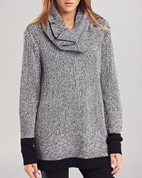 Kenneth Cole New York London Cowl Neck Sweater