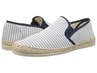 Dune Feather Blue Men's Slip On Shoes