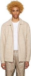 Cottweiler Beige Sheaf Jacket