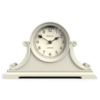 Newgate Clocks Gatekeeper's Clock Gorgeous Cream