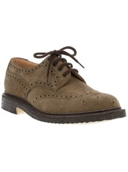 Church's 'Coleby' Brogues Green
