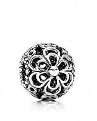 Pandora Design Pandora Charm Sterling Silver Picking Daisies Moments Collection