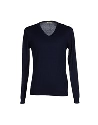 Bellwood Knitwear Jumpers Men Dark Blue