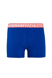 Superdry Athletic Sport Boxers Double Pack Pink