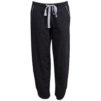 Cyberjammies Timeless Elegance Stripe Pyjama Bottoms Black White