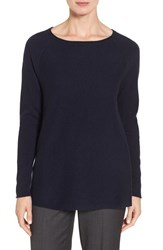 Nordstrom Women's Collection Cashmere A Line Pullover